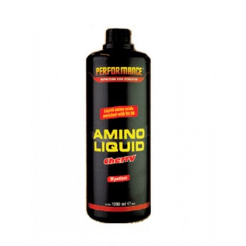 Amino Liquid 1000ml cherry