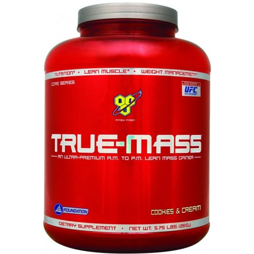 True Mass Weight Gainer 2640g