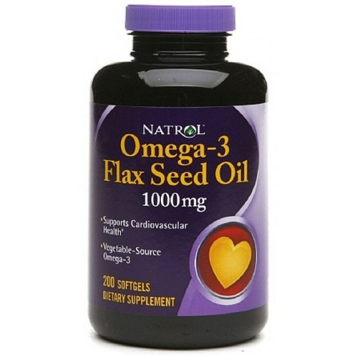 Flax Seed Oil 200caps