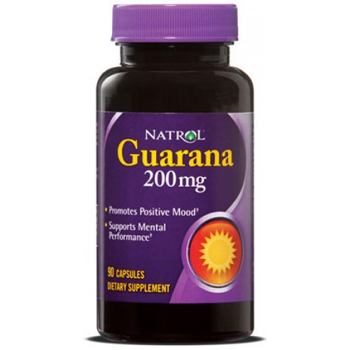 Guarana 200 mg 90caps
