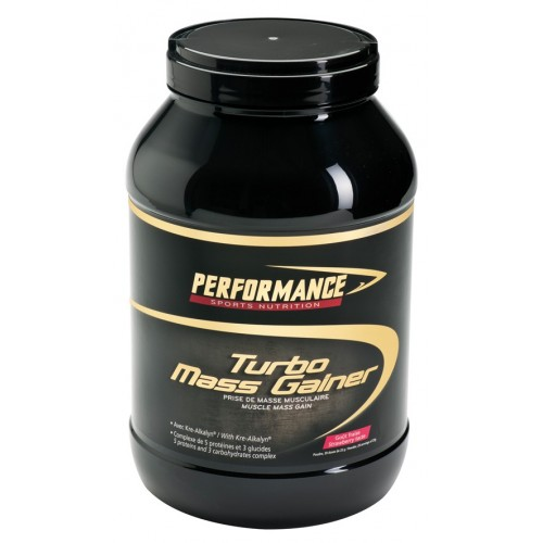 Turbo Mass Gainer 3000g