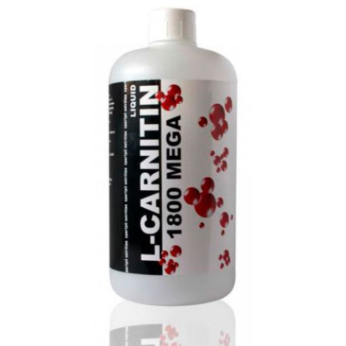 L-carnitine 1800 mega 1000ml