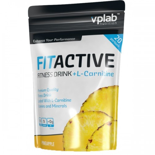 FitActive L-Carnitine Fitness Drink 500g