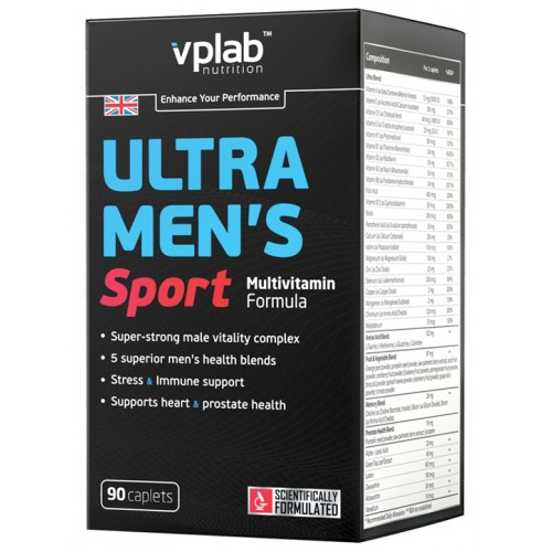 Ultra Men's Sport Multivitamin 90с