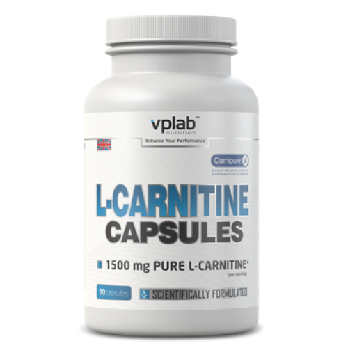 L-carnitine 1500mg 90 caps